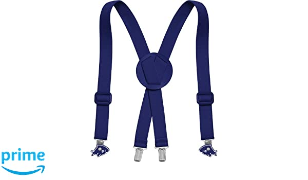 Playshoes Unisex Kids Fully Adjustable Elasticated Suspenders with Shark Clips Braces