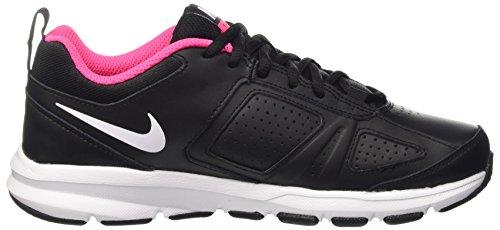 Nike T-Lite Xi, Scarpe Sportive Indoor Donna Nero (Black/white-hyper Pink)