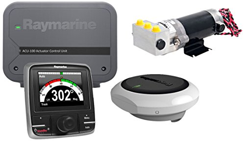 RAYMARINE-AUTOPILOT-Package-T70154-Evolution-EV-100-Hydraulic-System-with-Control-Panel