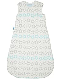 The Gro Company Interstellar Sparkle Jacquard Grobag Baby Sleeping Bag, 6-18 Months, 1.0 Tog