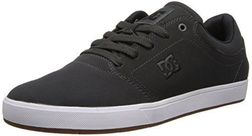 DC Shoes Crisis, Baskets mode homme Noir - Dark Shadow