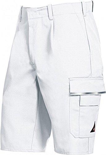 Preisvergleich Produktbild BP Work & Wash Short - weiß - Größe: 58