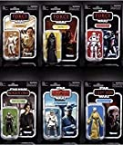 "Star Wars Vintage Collection 2018 Wave 1-3.75"" -Set of 6"