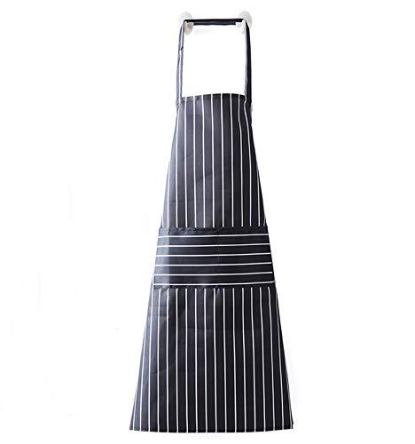 Delantal de cocina para mujer y hombre
