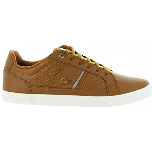 Lacoste Men's Europa 417 1 SPM Low-Top Sneakers