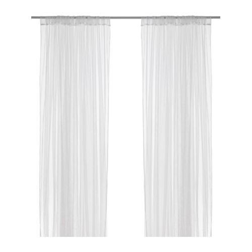 ikea-lill-sheer-curtains-1-pair-white-280x300-cm