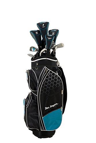 Ben Sayers G6415 Set de Golf Mixte Adulte, Turquoise, Taille Unique