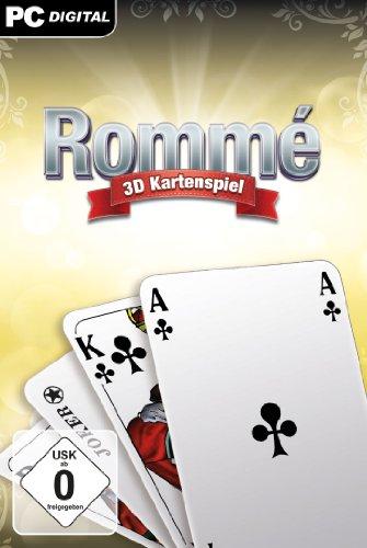 Romm 3D Kartenspiel