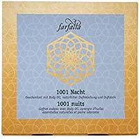 Farfalla: 1001 Nacht Geschenkset - Body Oil Königin der Nacht + Oriental Spice Duftmischung + Duftstein (1 stk) preisvergleich bei billige-tabletten.eu