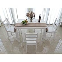 Amazon.fr : ensemble table et 4 chaises