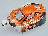 AMEWI 10070-1 1:10 Karosserie Buggy Booster Orange