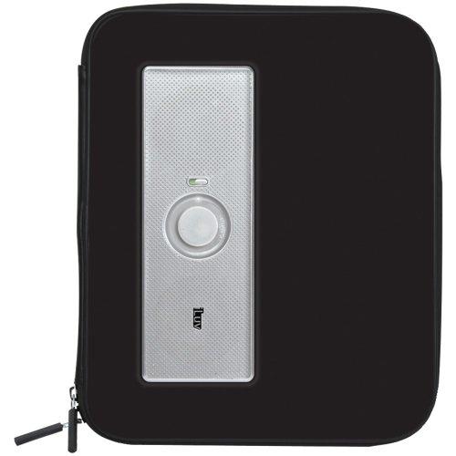 iLuv musicpac schwarz-Schutzhüllen für Tablet (schwarz, Samsung,