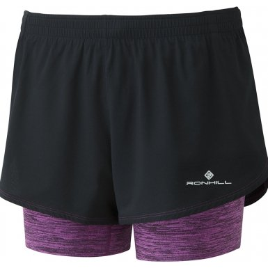 ronhill-womens-stride-twin-shorts-black-thistlemarl-size-12
