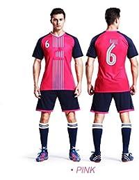 63dbb0e8628ca LQZQSP Camisetas De Fútbol para Adultos Equipo De Fútbol Maillot De  Formación Profesional Uniformes De Partidos