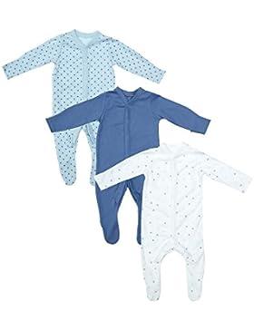 Mothercare Baby-Jungen Schlafstrampler