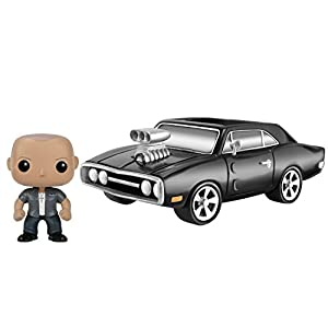Figura Pop Fast The Furious Dodge 1970 And Dom