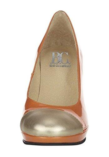 Escarpins high heels en cuir nappa de best connections naranja - naranja