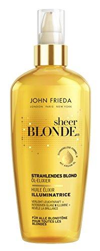 John Frieda Sheer Blonde Öl-Elixier, 1er Pack (1 x 100 ml)