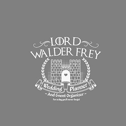 GoT: Lord Walder Frey Wedding Planner - Stofftasche / Beutel Hellgrün