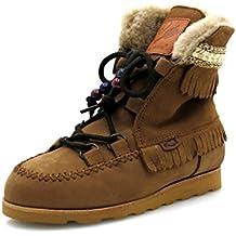 Dolfie - Botas con Piel de cordero - Zapatos infantiles - Botas de niños Indiana Kids