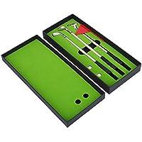 Delaman Bolígrafos de Los Clubs Golf Mini Golf Pen Set De Los Regalos Caja Regalo Las Bolas Decoración Escritorio Fuentes Escuela Los Golfistas