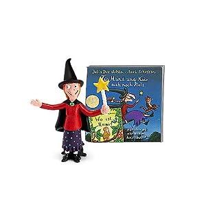 tonies 01-0191 Figura de Juguete para niños - Figuras de Juguete para niños (Negro, Azul, Rojo, De plástico, Acción / Aventura, 1 Pieza(s))