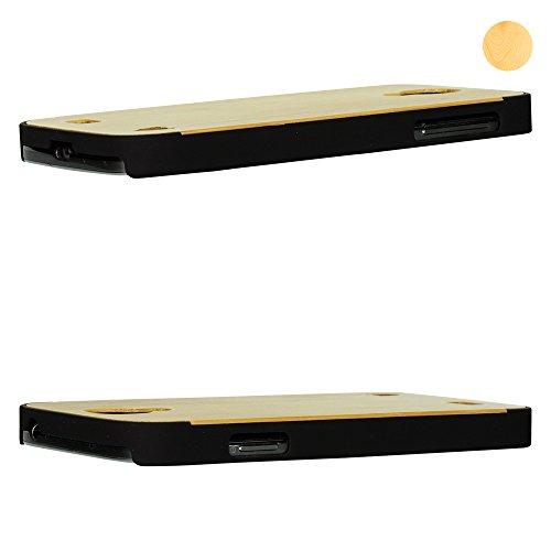 MediaDevil Artisancase Apple iPhone SE/5S/5 wood case (Érable) Érable