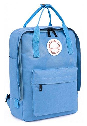 fa683b471894f Keshi Leinwand Niedlich Schulrucksäcke Rucksack Damen Mädchen Vintage  Schule Rucksäcke mit Moderner Streifen für
