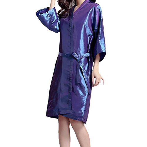 professional-hair-salon-cape-waterproof-spa-kimono-bath-robe-purple