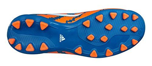 Adidas Jungen J MESSI 10,3AG J boots-green/Orange/Silber, Größe 3,5, Jungen, Messi 10.3 AG J Multi
