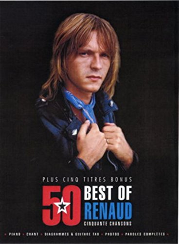 Renaud Best Of 50 Titres + 5 Titres Bonus P/V/G par Renaud