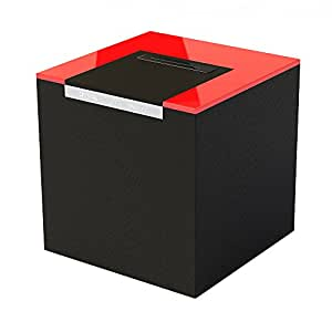 Crystal Acoustics - WiSound CUBY 9 MR - Desktop Speaker - Black