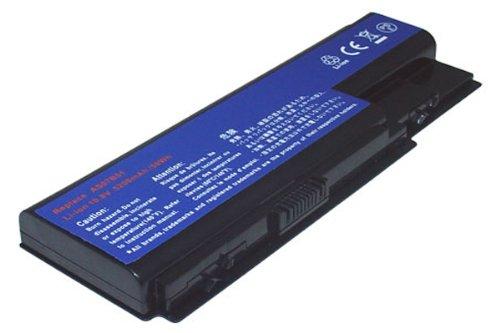 Preisvergleich Produktbild EasyNote LJ65 LJ71 AS07B31 Akku für Acer Aspire 5715Z, 6935G, 7730, 5310, 5720