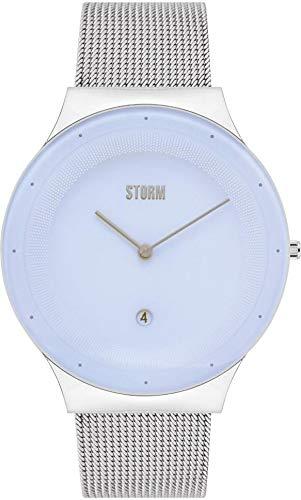 Storm London TERELO Ice Blue 47391/IB Reloj de Pulsera para Hombres