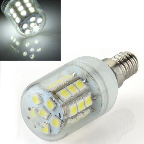 SODIAL(R)Ampoule/Spot de E14 30 LED 5050 SMD de lumiere blanche AC 220V - 240V 300LM