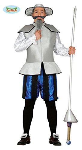 Imagen de disfraz de caballero errante don quijote