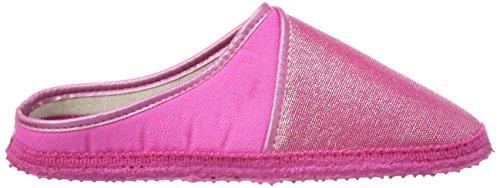 Giesswein Patsch, Pantofole Donna Rosa (frambuesa)