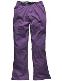 Dickies pantalones uniforme medico bolsillos- Varios Colores