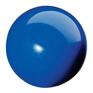Erzi Silla de Oficina Pelota de Ejercicio Terapia Yoga Bola de Formación de la Bola de Pilates 16cm Azules