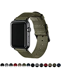 Archer Watch Straps | Repuesto de Correa de Reloj de Nailon para Apple Watch, Hombre