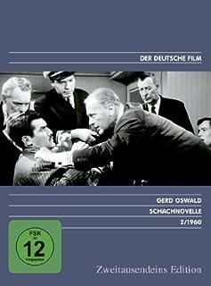 Schachnovelle - Zweitausendeins Edition Deutscher Film 2/1960.