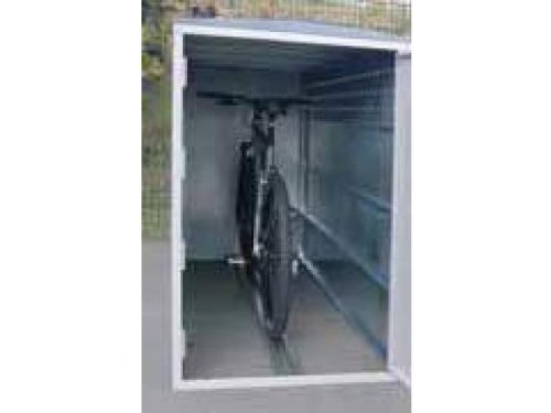 Fahrradgarage  <strong>Art Tür</strong>   Doppeltür