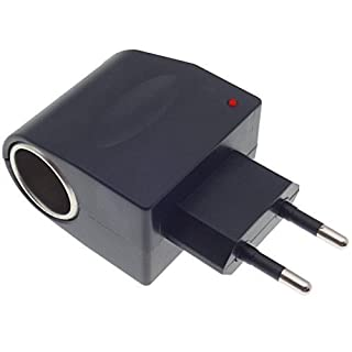 AC/DC Voltage Converter 220/230V to 12V Cigarette Lighter Socket Power Pack Power Adapter Converter