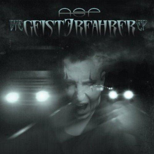 ASP: GeistErfahrer EP (Audio CD)