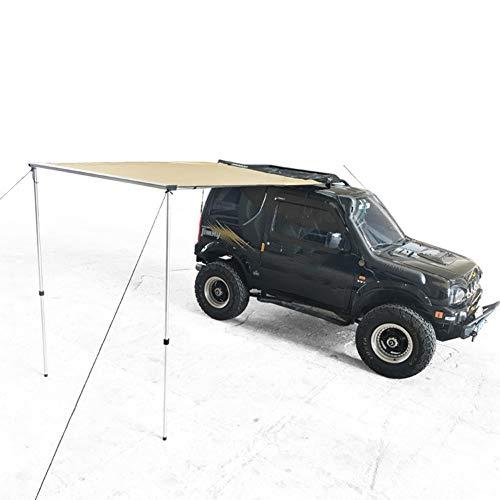 Auto Markise Zelt Shelter, Outdoor Camping Zelt wasserdichte Anti-Uv Fahrzeug Sun Baldachin für Shelter Familie Picknick Angeln Zelt,2.5 * 2.5m -