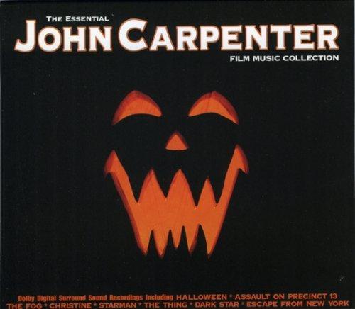 The Essential John Carpenter Film Music Collection: Halloween (2002-08-02) (Carpenter Halloween 2-john)