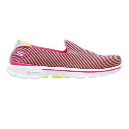 Skechers Gowalk 3 Provocar Walking Shoes Rosa / Cal