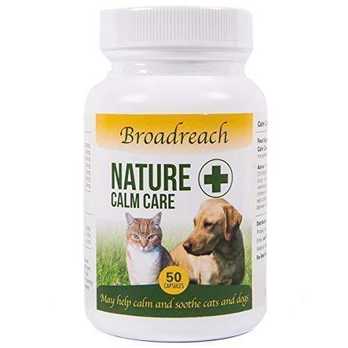 Haustier Beruhigungs-Tabletten für Hunde und Katzen - Alles Natürlich Zutaten - Fortschrittliche Tiermedizin Formel - 50 Tabletten