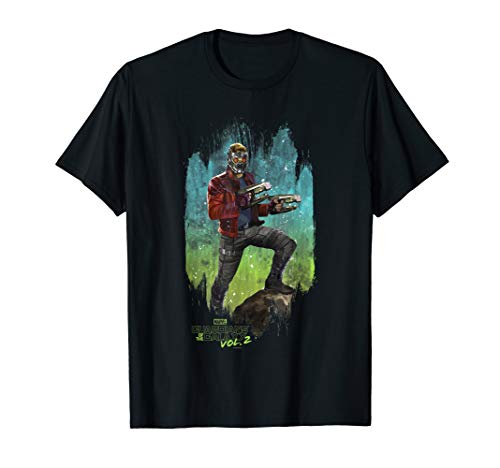 rdians of Galaxy 2 Night Graphic T-Shirt ()