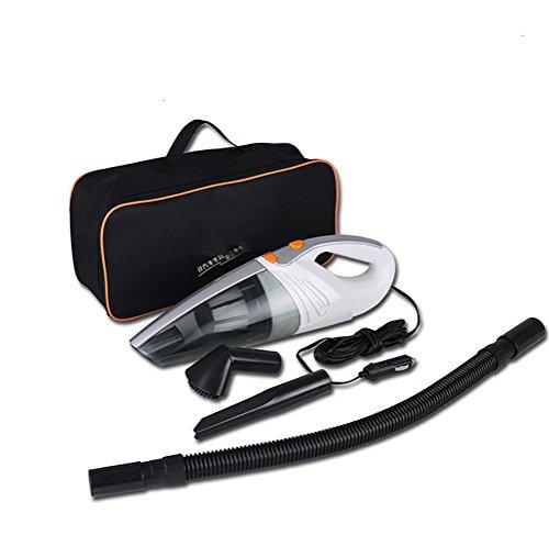 Ruirui Aspirateur de Voiture 120W, 12V Aspiration Portable Portable Wet/Dry Auto Hand Vacuum